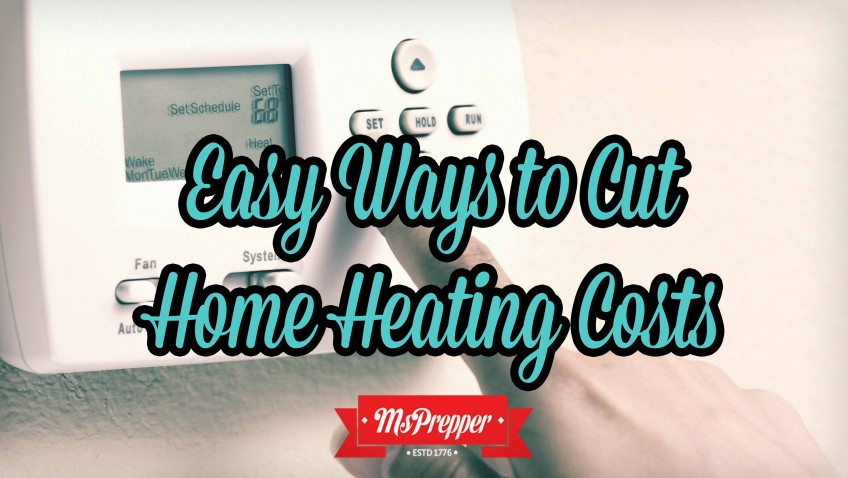 how to cut heating costs