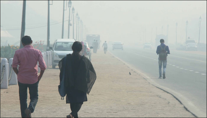 air pollution causes mental health issues
